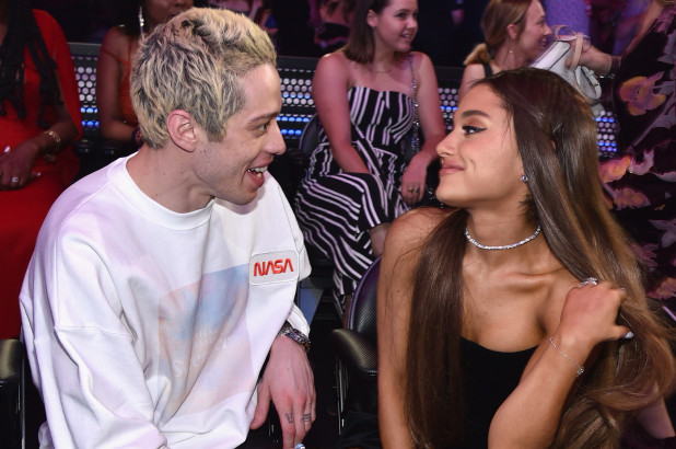 Pete Davidson still has hope for relationship with Ariana Grande