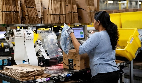 Amazon boosts minimum wage to $15 for all workers following criticism
