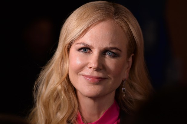 Nicole Kidman talks new film at NYC luncheon
