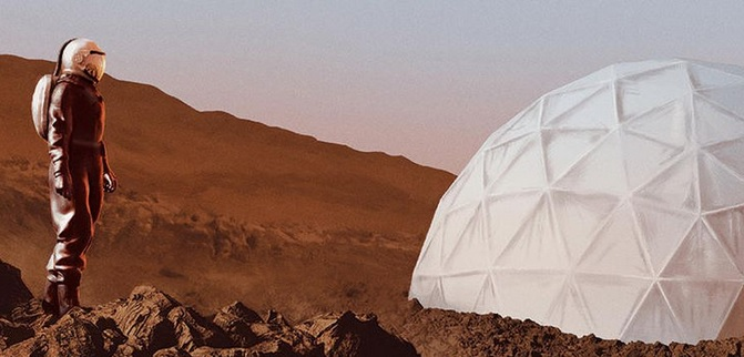 NASA study shows travelling to Mars could ruin your gut and cause cancer