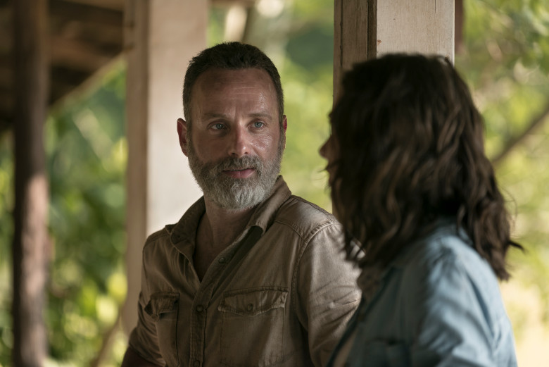 The Walking Dead Review: Warning Signs Is Bleak, But In A Good Way