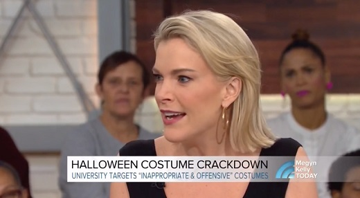 Megyn Kelly doesn't understand why blackface is racist