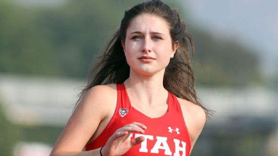 Utah track athlete Lauren McCluskey shot and killed