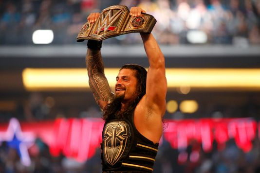 WWE star Roman Reigns reveals hes battling leukemia again