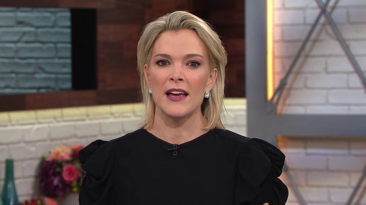 "Megyn Kelly Apologizes On-Air After a Today Colleague Calls Her Blackface Comments ""Indefensible"""