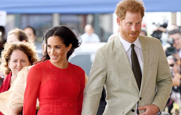 Meghan Markle Had a Very Relatable Fashion Moment