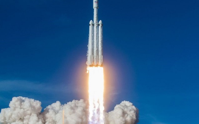 SpaceXs Falcon Heavy rocket seems to be a hit with satellite companies