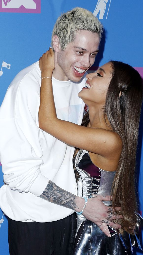 Ariana Grande reveals the absolute love of my life