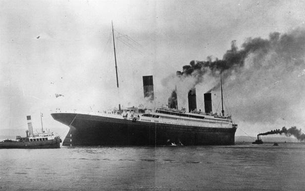 A R7.3 billion replica of the original Titanic could set sail across the Atlantic in 2022