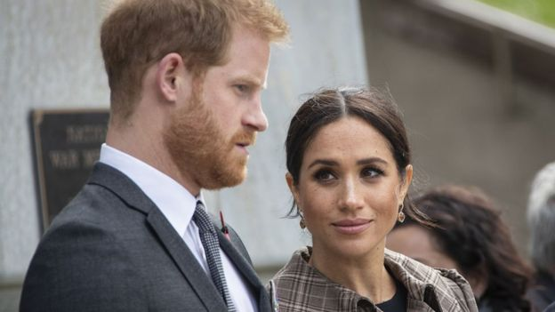 Meghan and Harry attend NZ ceremony to mark first votes for women
