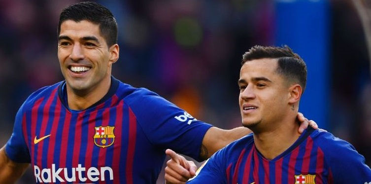 Luis Suarez scores hat trick as Barcelona thrash Real Madrid in Clasico