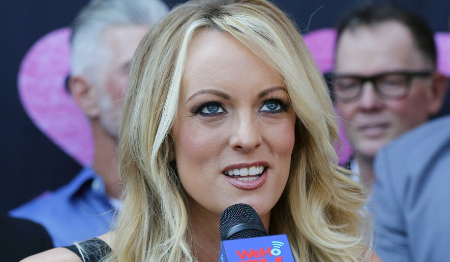 Trump directed legal action to block Stormy Daniels from speaking about alleged affair: Report