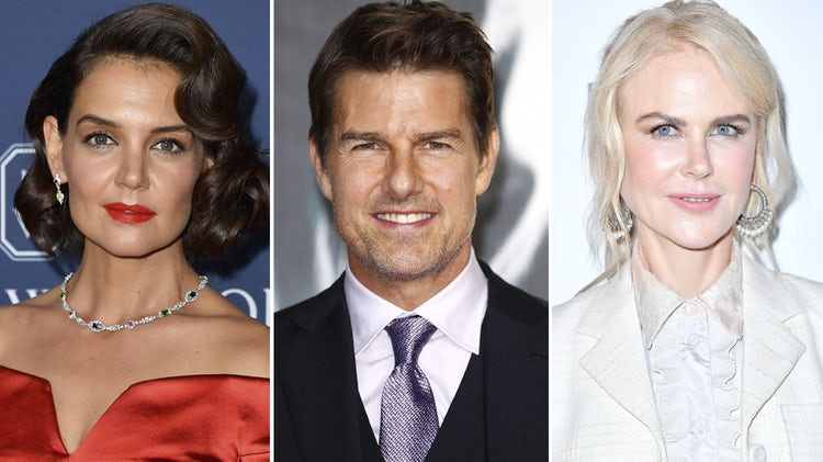 Nicole Kidman And Katie Holmes Reportedly Still Distancing Themselves From Tom Cruise After Divorces