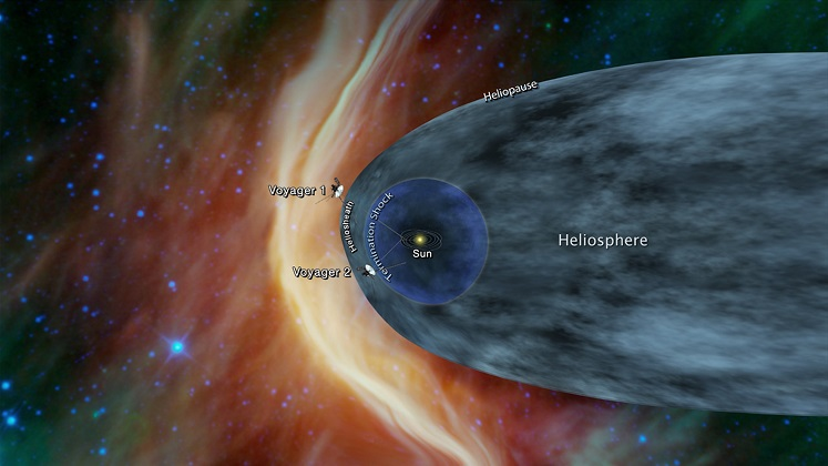 Voyager 2 May Be Leaving the Solar System Soon, NASA Says