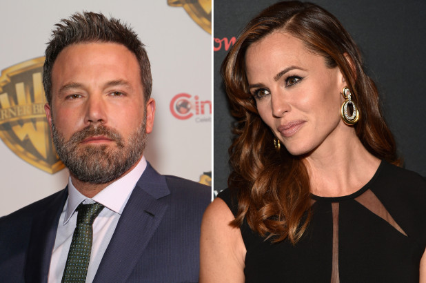 Jennifer Garner and Ben Affleck are officially divorced