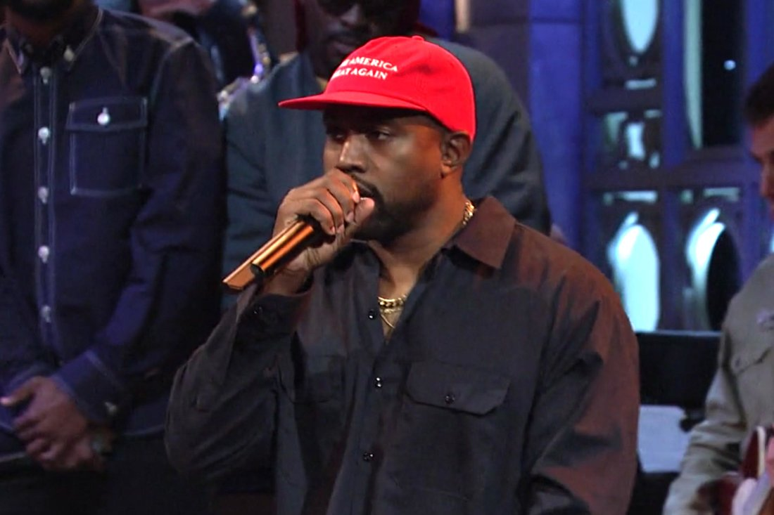 Kanye West Deletes Twitter and Instagram Accounts After Trump Rant and Album Delay