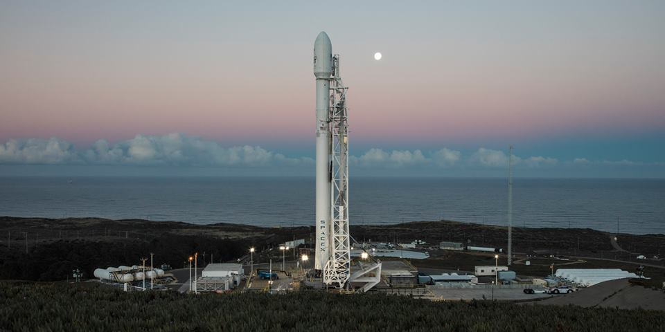 Live coverage: SpaceX prepares for launch and landing in California