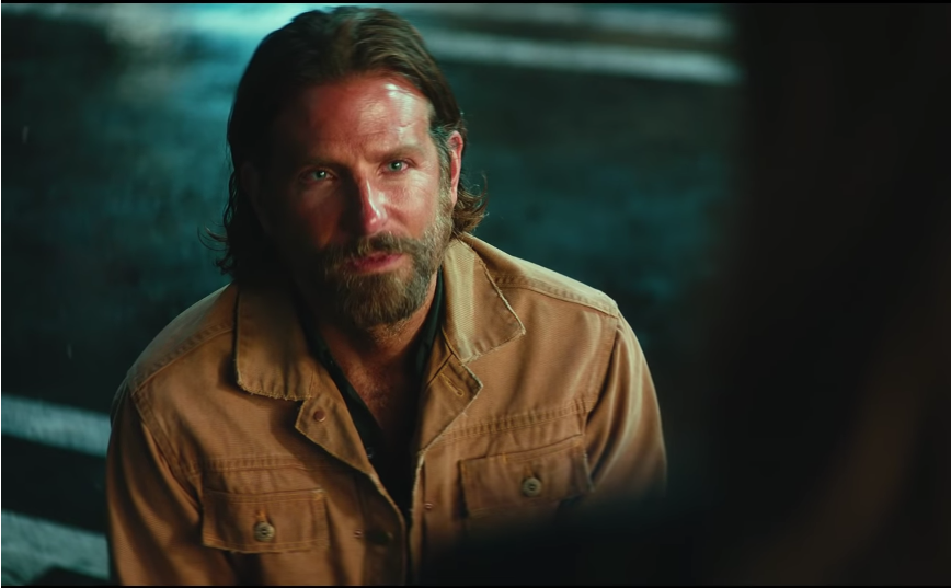 A Star Is Born: Shooting Bradley Cooper and Lady Gaga Singing and Falling in Love