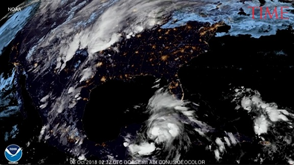State of Emergency Issued as Florida Braces for Expected Hurricane Michael