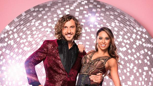 Seann Walsh's girlfriend Rebecca Humphries speaks out after comedian kisses Strictly partner Katya while she was 'alone' on her birthday