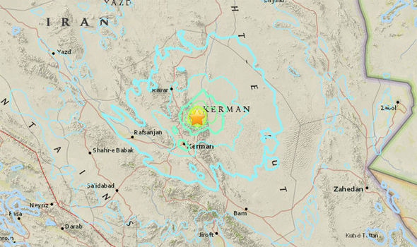 Iranian media: 5.1 magnitude earthquake rocks southern Iran