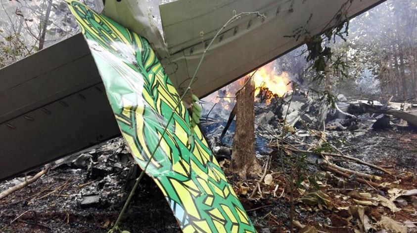 10 Americans among 12 dead in Costa Rica plane crash