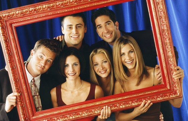 Friends Is Now Streaming On Netflix In The UK, Putting 2018 Off To A Great Start