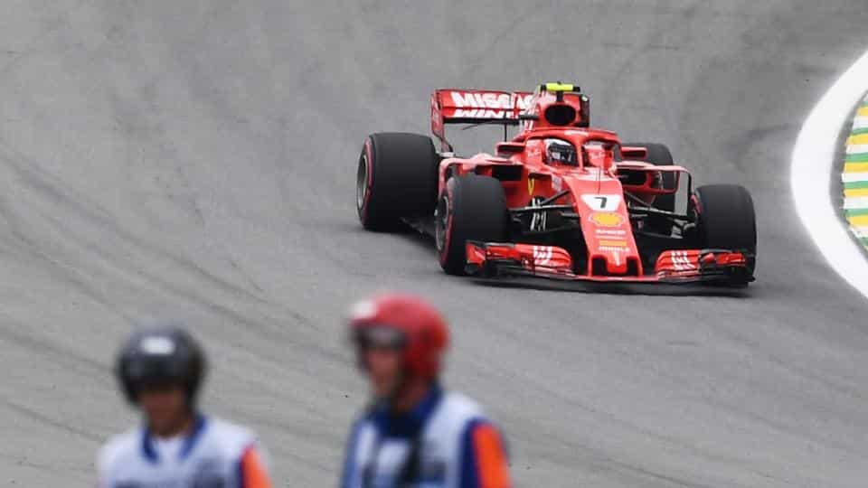 Brazilian Grand Prix: Sebastian Vettel smashes Interlagos lap record