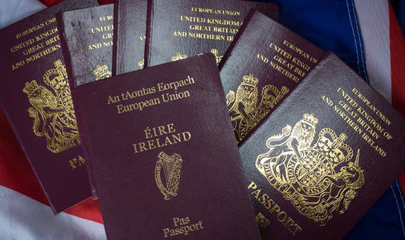 'They want to stay European' Record high for Britons applying for FRENCH passports