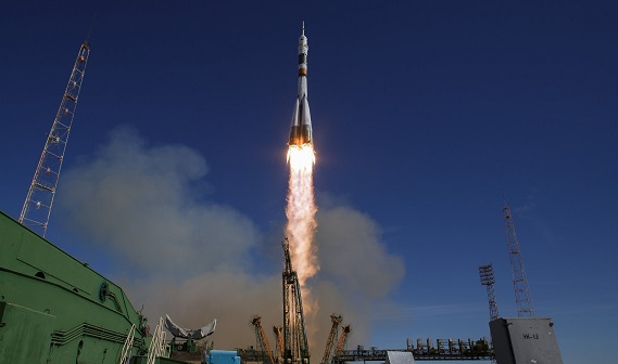 Soyuz Already Back in the Saddle, with Crewed Launch Set for Early December