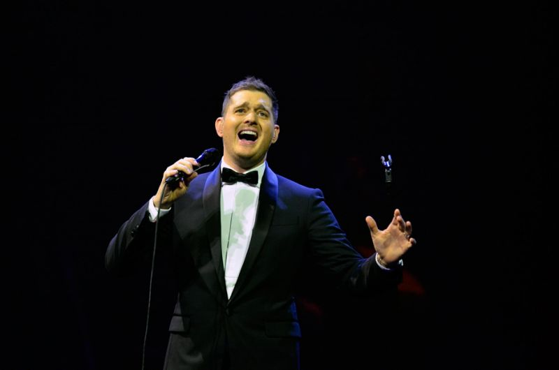 Michael Buble UK tour: How to get tickets for singer's Don't Believe the Rumours shows