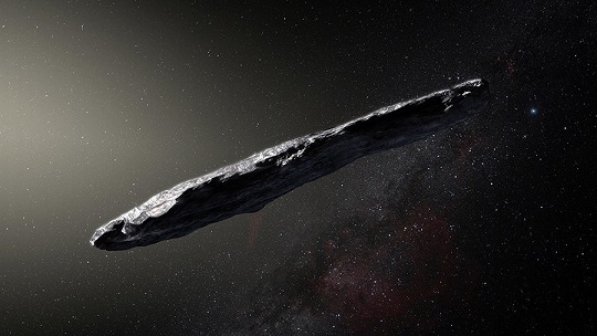 Mysterious interstellar object is not an alien probe, says astronomer who discovered it