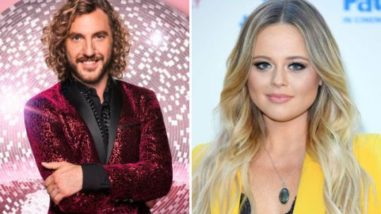 I'm A Celeb's Emily Atack 'keen to set record straight' about fling with disgraced Strictly star Seann Walsh