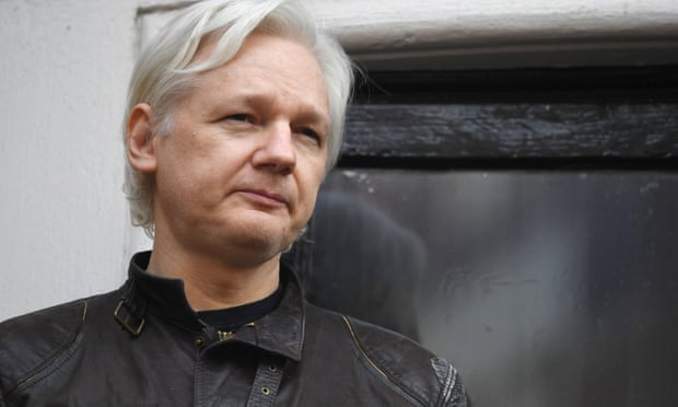 Is Julian Assange facing criminal charges in the US?