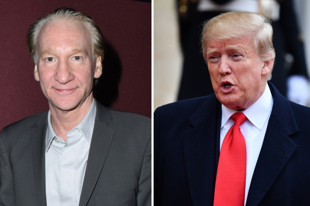 WATCH: HBO's Bill Maher destroys Trump for bungling his response to every national disaster that happens