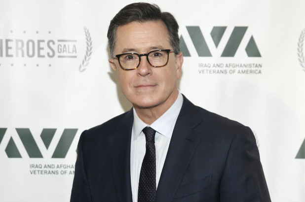 Stephen Colbert reveals why he returned to Catholicism