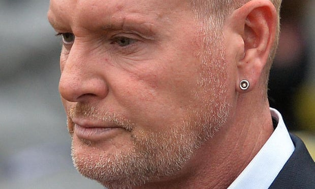 Paul Gascoigne denies sexual assaulting woman on train