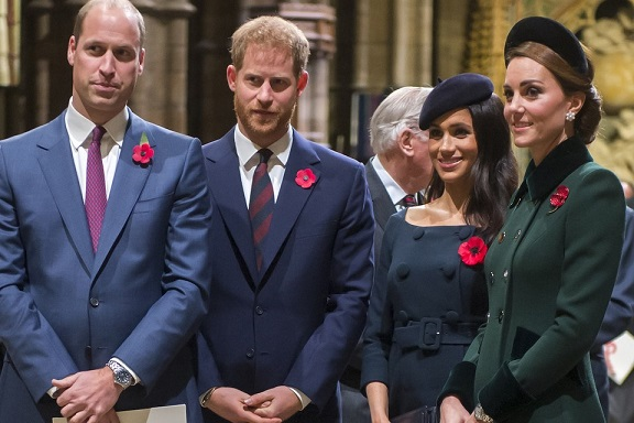 Harry and Meghan May Not Become William and Kates Neighbors After All