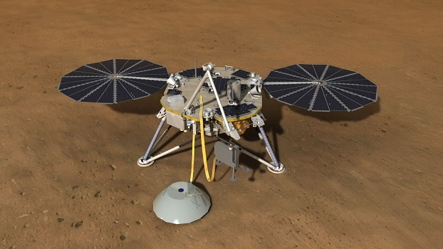 NASA's InSight Lander Will Look Inside Mars Like Never Before. Here's Why