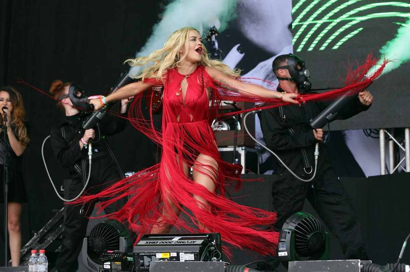 Rita Ora announces UK arena tour and shes coming to Birmingham - how to get tickets