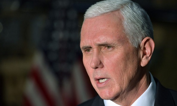 Mike Pence visit to Israel delayed, but trip is reportedly still in plans