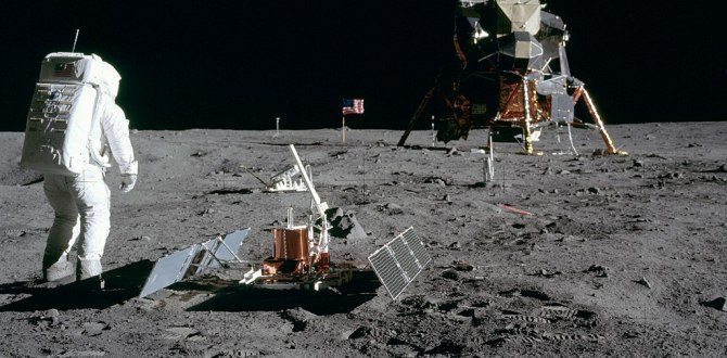Russia space agency chief: Well verify US moon landings