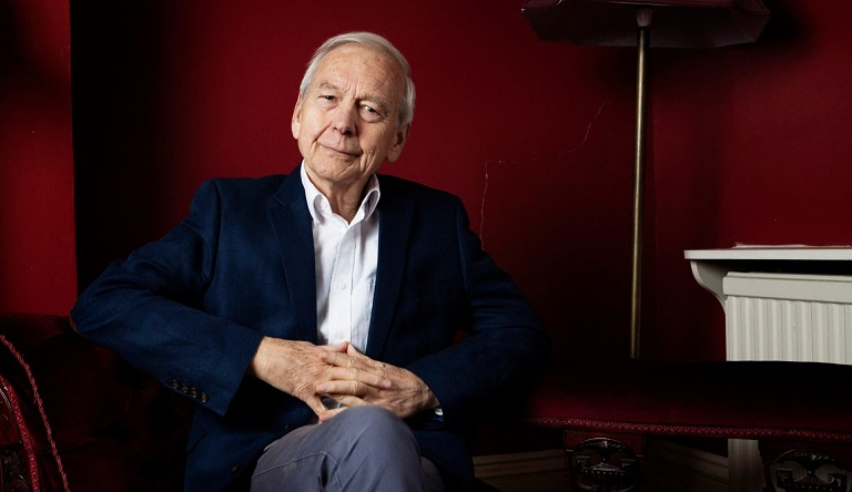 John Humphrys under fire after off-air jokes about BBC gender pay gap are leaked