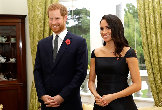 Prince Harry and Meghan Markle Will Move Out of Kensington Palace to a New Home in Windsor