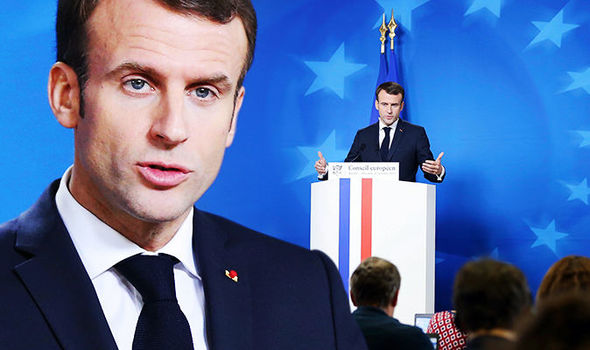 BREXIT BLACKMAIL: Macron will FORCE UK into backstop unless May grants EU fishing access