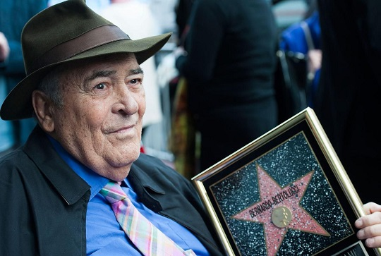 Oscar-winner, director of 'Last Tango in Paris,' Bernardo Bertolucci dies at 77