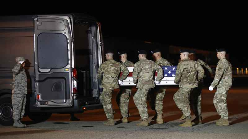 US forces: 3 American service members killed in Afghanistan