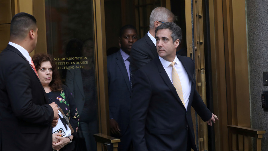 Michael Cohen pleads guilty to making false statements to Congress