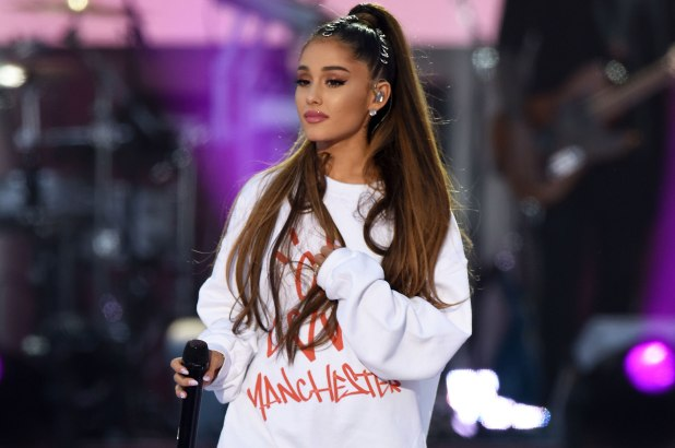 Ariana Grande shares letter she wrote to fans after Manchester bombing