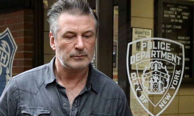 Alec Baldwin denies punching man in face over parking dispute